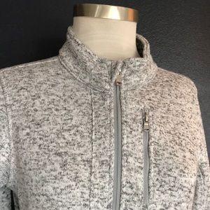 Andrew Marc Lightweight Full Zip Jacket